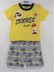 Комплект для мальчиков'Здравствуй, лето'