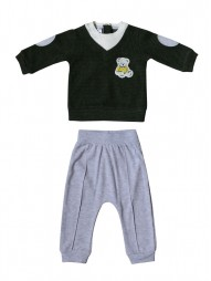 Комплект для мальчиков (брюки, кофта)