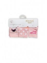 Носки для девочек для 0-6 месяцев