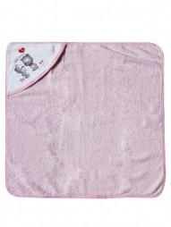 Полотенце для купания с уголком