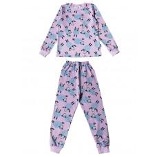 Пижама детская с рис. барашек