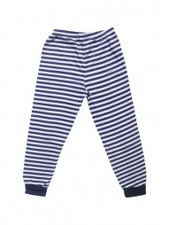 Домашние брюки для мальчиков (трикотажные) с рис.полоски