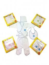 Набор для малышей 5 предметов (зеленый)