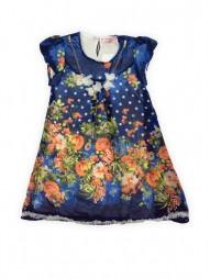 Платье летнее на подкладке