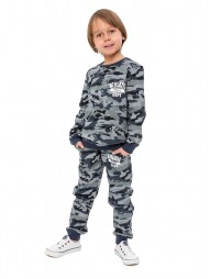 Джемпер трикотажный для мальчиков