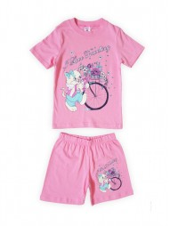 Комплект для девочек Розовый