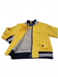 Куртка-ветровка для мальчиков на подкладке