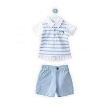 Комплект для мальчиков (текстильные шорты)