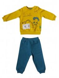 Комплект для мальчиков (джемпер,брюки)