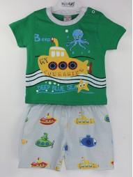 Комплект для мальчиков 'Глубокое синее море'