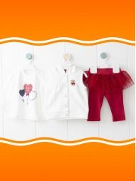 *Под заказ* Комплект(брюки+кофта+жилетка)