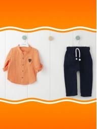 *Под заказ* Комплект(брюки+рубашка)