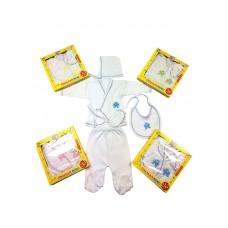 Набор для малышей 5 предметов (розовый)