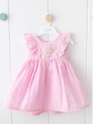 Текстильное платье