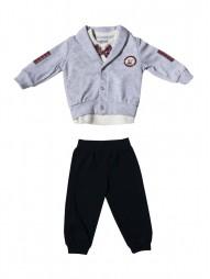 Комплект детский (кардиган+кофта+брюки)