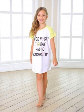 Ночная сорочка детская