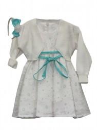 Платье с болеро