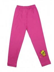 Леггинсы для девочек Розовые