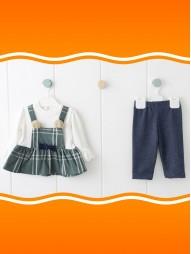 *Под заказ* Комплект (платье+лосины)
