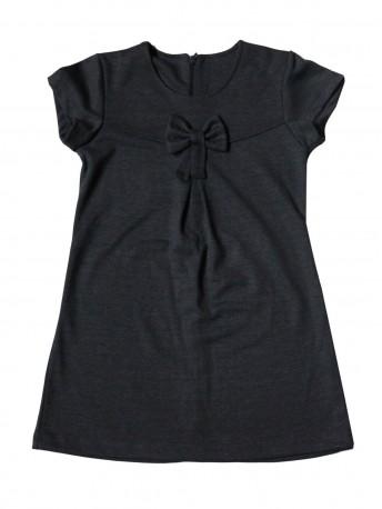 Платье детское с коротким рукавом
