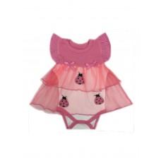 Боди-платье для девочек
