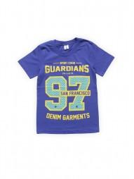 Футболка для мальчиков Синяя Guardians
