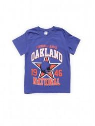 Футболка для мальчиков Синяя Oakland