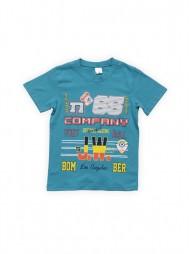 Футболка для мальчиков Морская волна Company