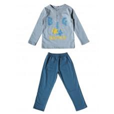Пижама для мальчиков с начесом